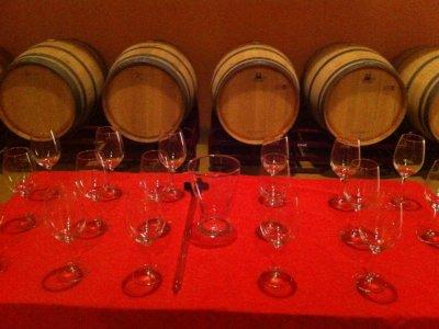 Visita guiada con cata de vinos en Cuzcurrita