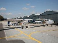 Avionetas de Escair