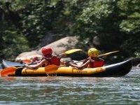双座独木舟漂流学生用铲子