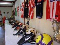 Exposicion historia del futbol