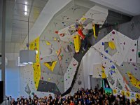 Exhibicion de escalada