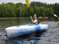 Canoeing for children