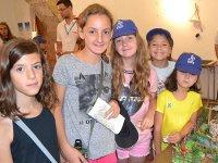 Actividades culturales campamento Castellon
