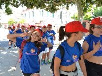 Excursion en campamento en Castellon