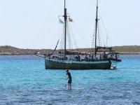 Paddle surf en Punta prima