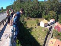 Pronti per il bungee jumping