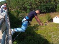 Salto sul ponte