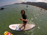 Paddle surf y hotel con spa
