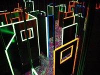 labyrinth laser tag