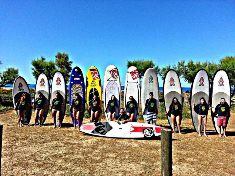 Scopri il surf in Cantabria