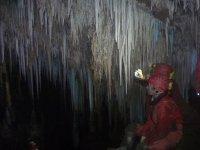 Apprezzando le stalattiti
