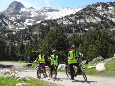 Excursión en e-bike, Ribagorza, 3 días y 3 noches