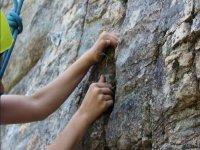 Imparare le tecniche di arrampicata