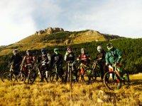 Recorriendo La Rioja en bici