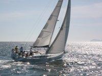 Boat in Vigo