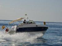 Sports speedboat in Altea 4 hours for max 7 ppl