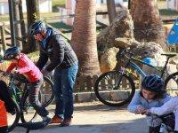 Alquiler mountainbike en familia El Ronquillo