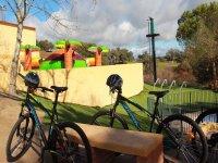 Alquila tu bicicleta de montaña en El Ronquillo