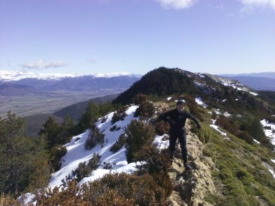 Trail running in Picos de Urbion, 6h