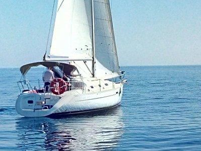 Paseo en velero Costa de Garrucha-Mojácar 2 horas