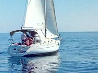 Sailboat trip in Garrucha