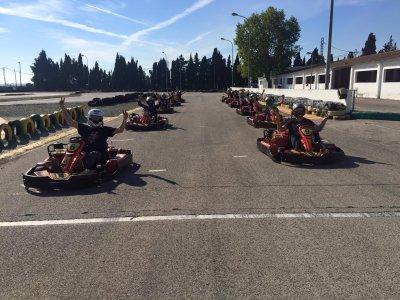 Gran Premio de Karting+comida, circuito Vinarós