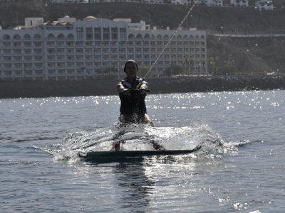 Wakeboard en Mogán 15 minutos