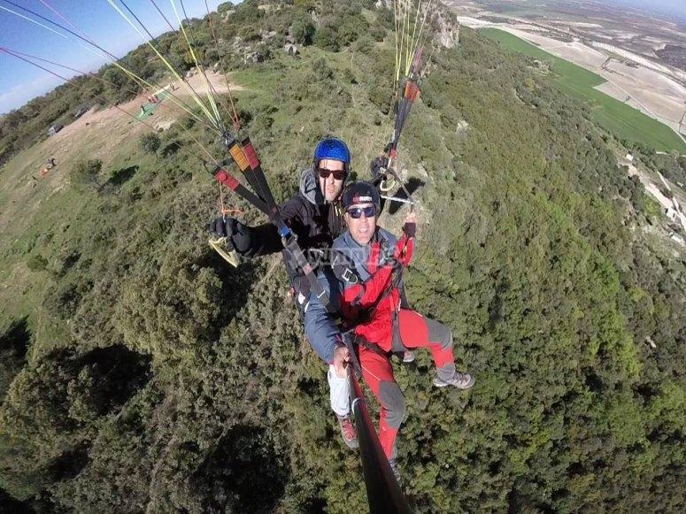阿斯图里亚斯滑翔伞