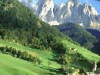 Beautiful mountain landscapes
