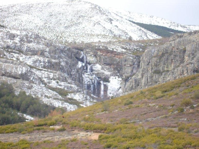 Hiking in Ocejón
