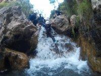 Mucha aventura y adrenalina