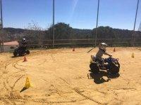 Parque de aventuras infantil con quads El Ronquillo