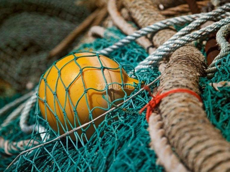 Material para pesca