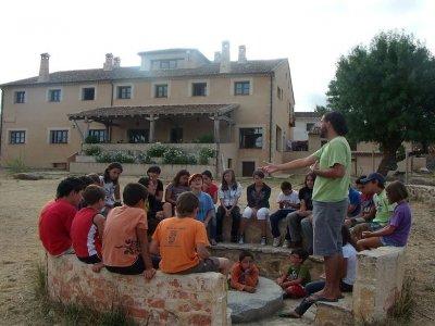 Campamento de inglés en Gallegos 6 días