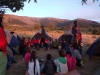 Campamento de inglés en Gállegos durante 8 días