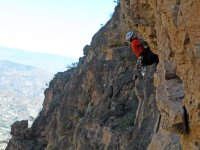 Climbing slowly