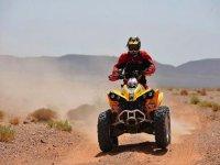 全速穿越沙漠