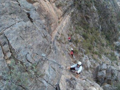 RocAventura Vía Ferrata
