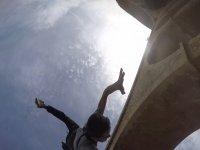 Dando el salto