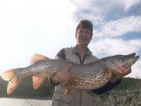 Fishing in Extremadura
