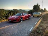 Conduccion en carretera de deportivos