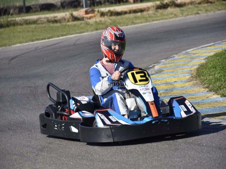 Karting a Leon