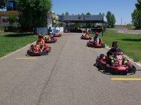 Mini Gran Premio de Karting con fotos