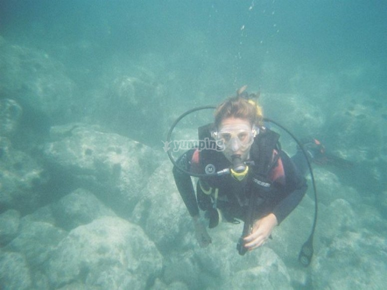 mar rocoso