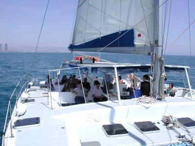 sailingbcn Despedidas de Soltero