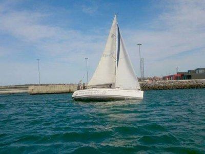 Paseo en velero por Getxo, El Abra y Sopelana, 4 h