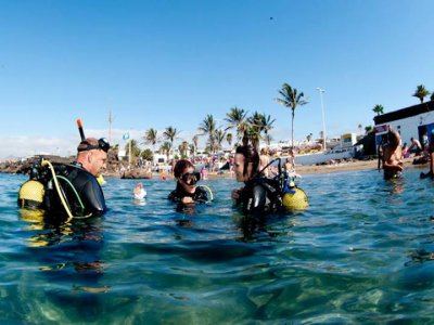 Diving for certified people in Puerto del Carmen