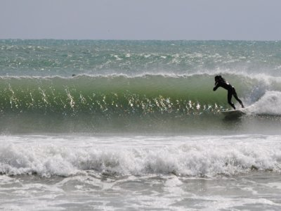 Surfing induction course in Cullera, 2 days