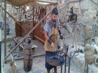 周围的火情迷菌群铁匠传统