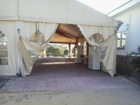 Tents for outdoor celebrations